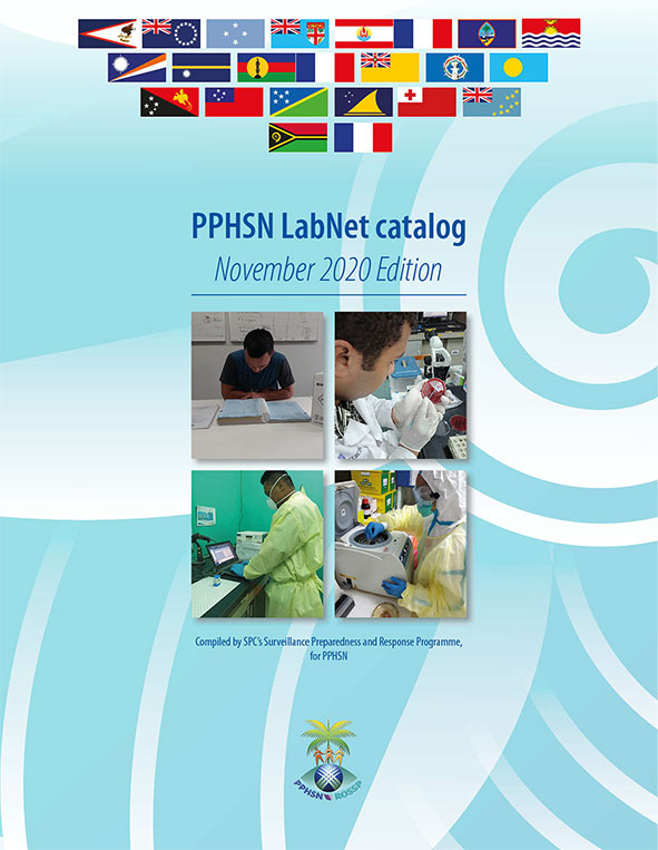 PPHSN LabNet Catalog November 2020 Edition
