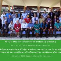 The Pacific Health Information Network Meeting on Digital Health and Health Information Systems Strengthening in the Pacific (PHIN)